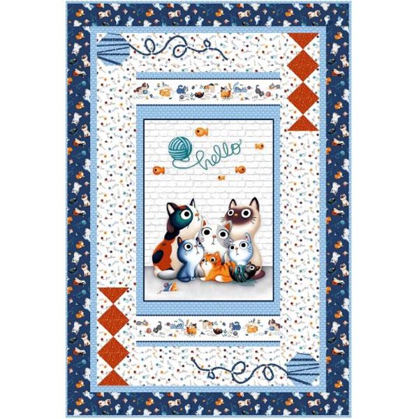 Panel-gatos