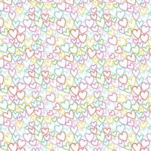 Tela-hearts