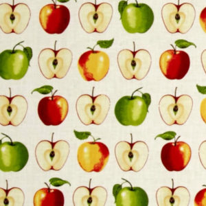 Tela-manzanas