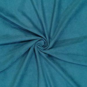 antelina color azul turquesa