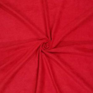 antelina color rojo imperial