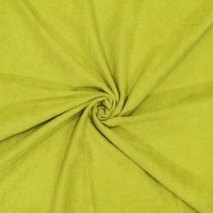 antelina color verde manzana