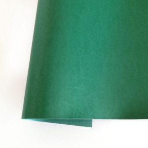 ecopiel satinada verde pino
