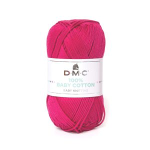 baby cotton fucsia