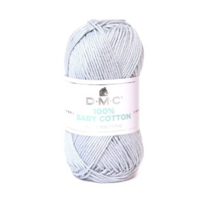 Baby Cotton gris perla