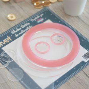 shaker botón velvet