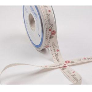 cinta decorativa costura