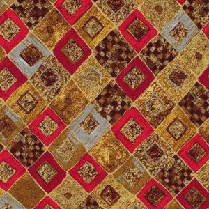 Tela Gustav Klimt Red