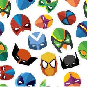 Tela-máscaras