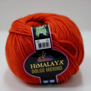 lana Himalaya naranja
