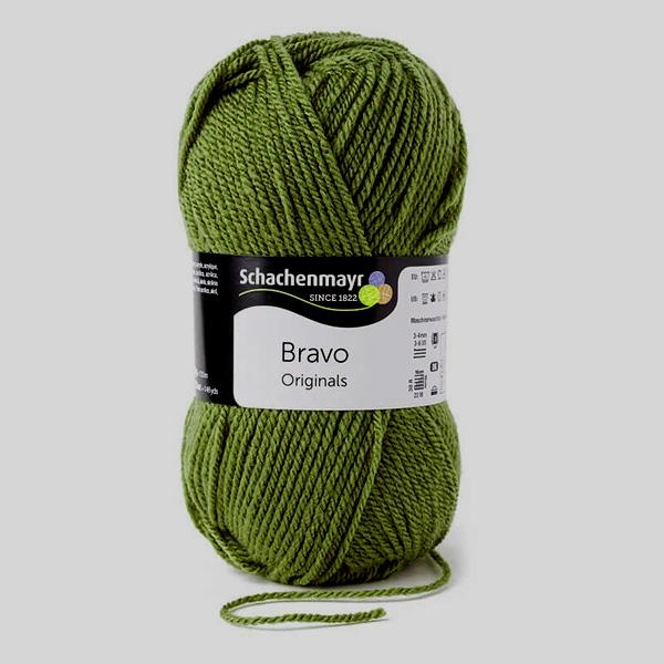 lana bravo originals verde schachenmayr