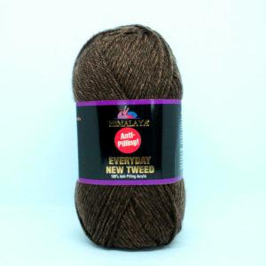 lana everyday new tweed marrón