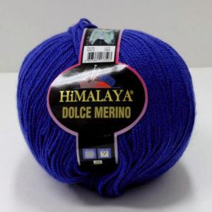 lana himalaya azul
