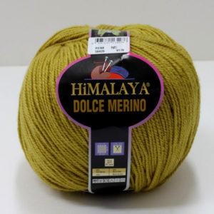 lana himalaya mostaza