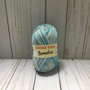 lanas stop bambini azul