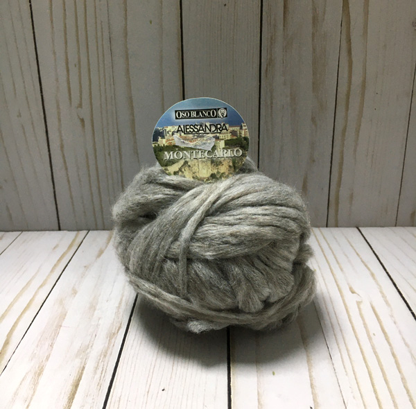 oso blanco gris montecarlo