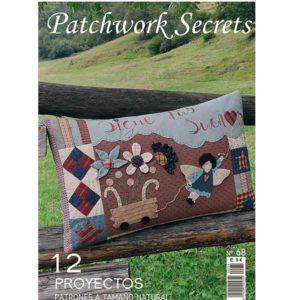 revista patchwork secrets 68
