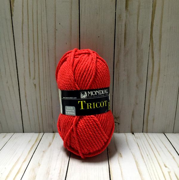 tricot bag rojo mondial