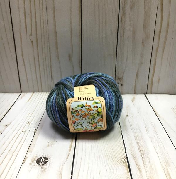 witico verde matizado silke