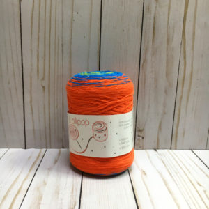 lollipop naranja rosas crafts