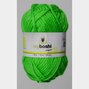 myboshi verde fosforito