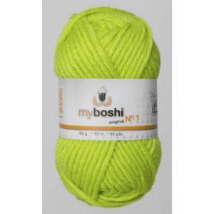myboshi verde lima