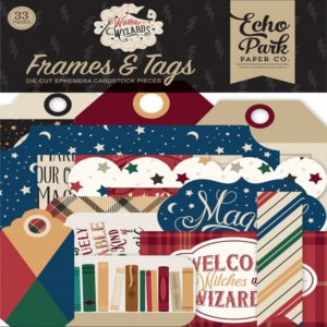 frames and tags