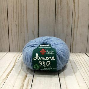 lana amore 350 azul