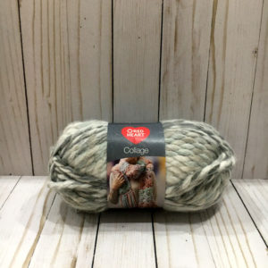 lana collage gris
