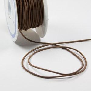 Cordón-elástico-Marrón