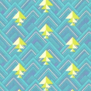 Tela Estampada Splendor triángulos