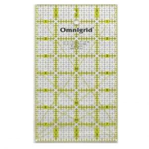 Regla Omnigrid de 4x8