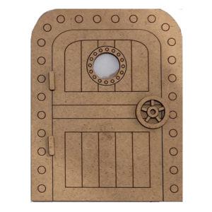 Puerta-Steampunk