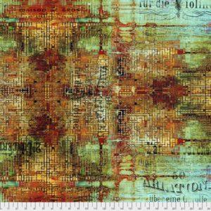 Tela Rusted-Patina