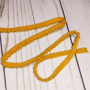 cinta de madroños color