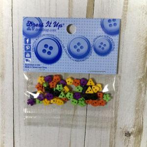 Botones Micro Halloween de Dress it Up