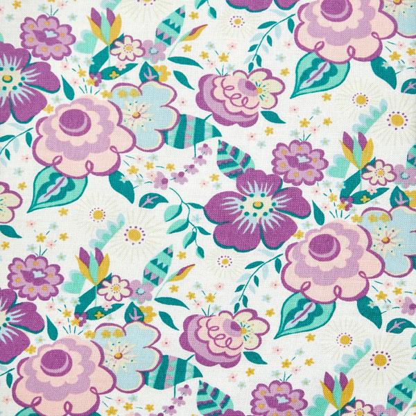 Tela Estampada flores - Liberty Fabrics