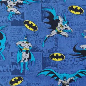 Tela Estampada Batman - Camelot Fabrics