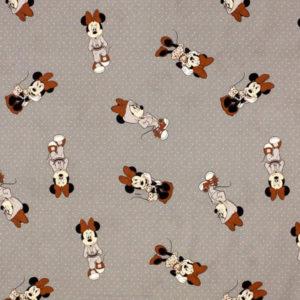 Tela Estampada Minnie Mouse