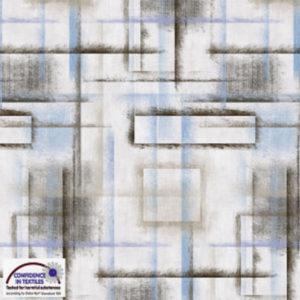 Tela Colour Brush gris de Stof Fabrics