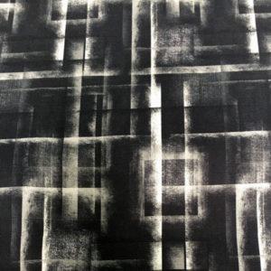 Tela Colour Brush negro de Stof Fabrics
