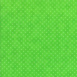 Tela Essential Dots verde
