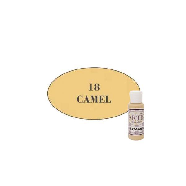 pintura acrilica camel 18 dayka