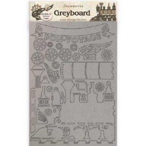 greyboard Bon voyages