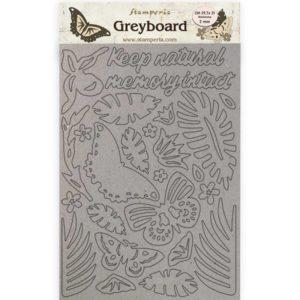 greyboard mariposas