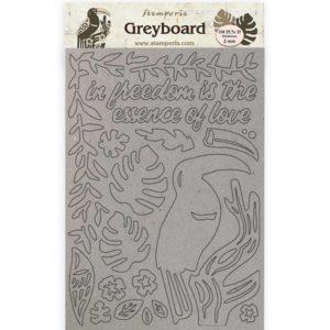 GREYBOARD TUCAN