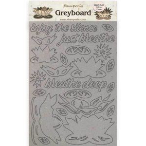 greyboard water lily