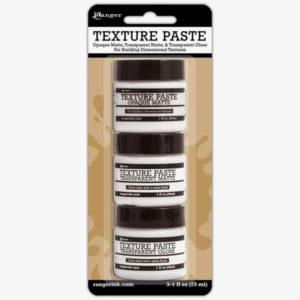 Pack tres Texture Paste - Ranger