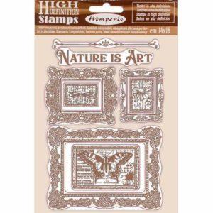 sellos de caucho nature atelier des arts