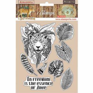 sellos de caucho tigre